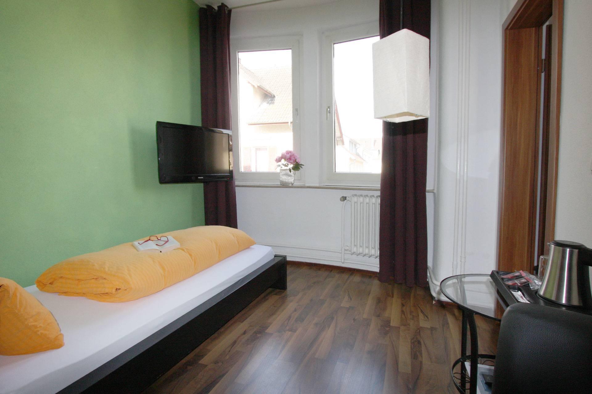 Komfort Einzelzimmer | Comfort Single Room