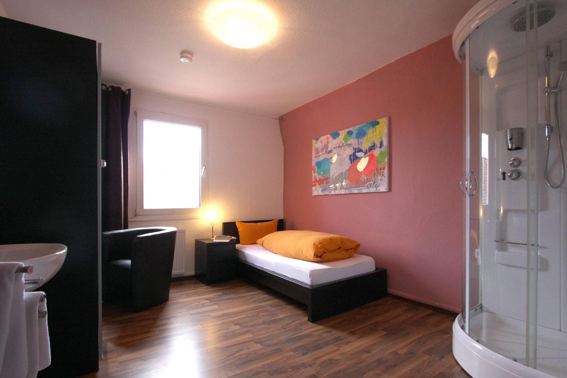 Einzelzimmer Eco | Single Room Eco